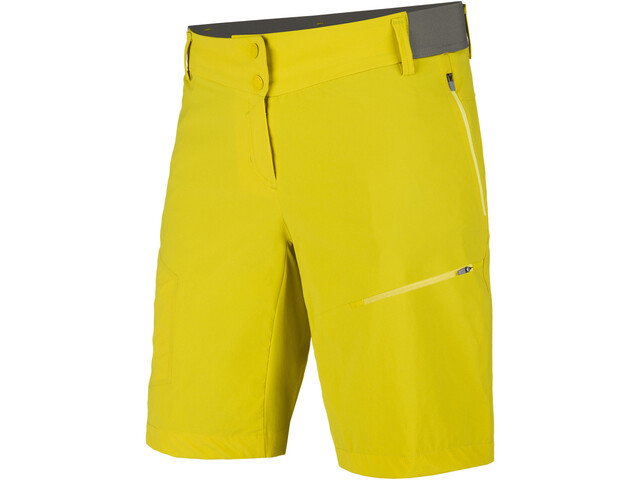 Salewa Pedroc Cargo DST - Shorts Femme - jaune